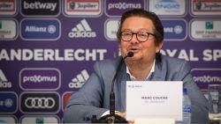 """Coucke doet beleidsplan uit de doeken met nieuwe fanzone, 1.000 extra sfeerplaatsen en pák nieuwe spelers: """"Willen meer beleving creëren"""""""