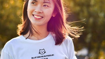 'Blijf van mijn poesje': kattenliefhebber lanceert T-shirts om katje Lee te steunen
