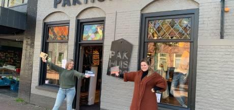 Ondernemers houden de moed erin met 'cadeaubonnenketting'