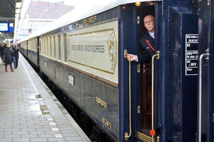 De Oriënt Express.