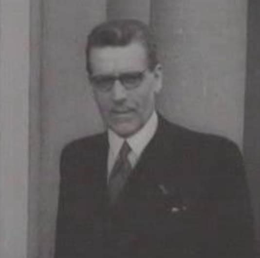 Minister Leendert Donker