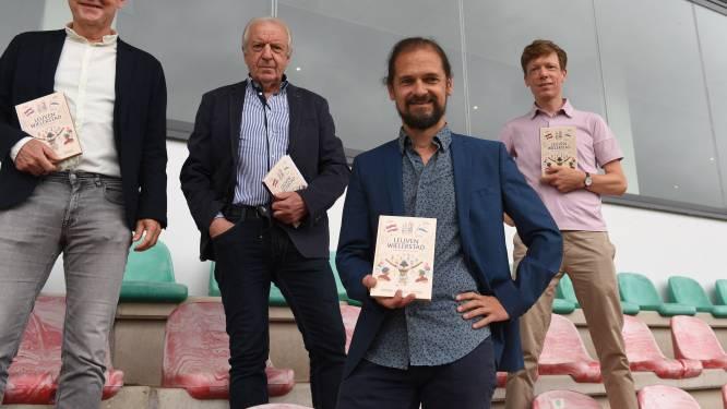 """Gunter Hauspie en Reinhart Croon scoren met nieuw boek 'Leuven Wielerstad', en ook commentator Michel Wuyts is fan: """"Het was hier dat mijn passie voor de sport geboren werd"""""""