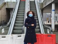 De 'roltrapgrap' van Brugge: nog altijd werken roltrappen aan voorzijde station niet