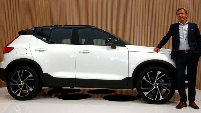 """De nieuwe Volvo XC40 wordt in Gent gemaakt: """"Lessen geleerd uit voorbije periode"""""""