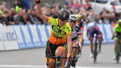 Italiaanse Marta Bastianelli wint in Gooik eerste Brabantse Pijl voor vrouwen