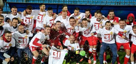 Opnieuw zes voetballers Rode Ster besmet met corona
