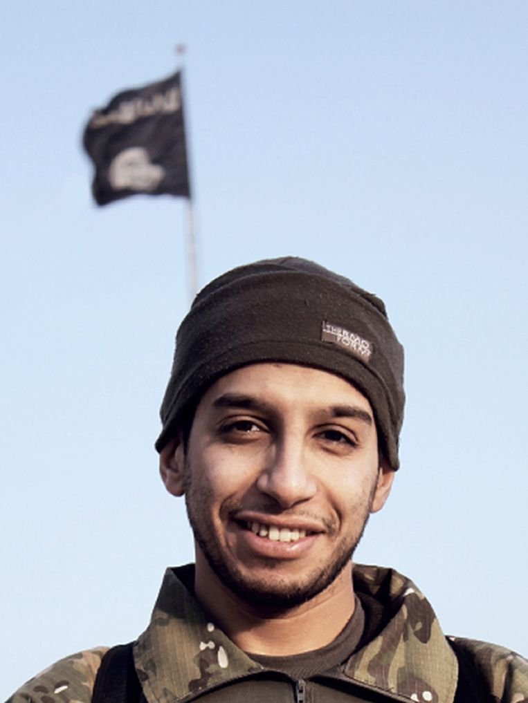 Abdelhamid Abaaoud. Beeld AFP