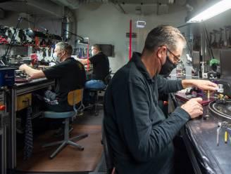 Diamantsector omarmt steeds meer vernieuwende technologie: HB Antwerp in zee met Leuvens designbureau Comate