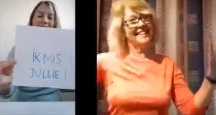 Het filmpje van de leerkrachten van basisschool 't Landuiterke.