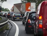 Duurste file van Nederland staat op A58