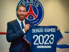 C'est officiel, Sergio Ramos débarque au PSG