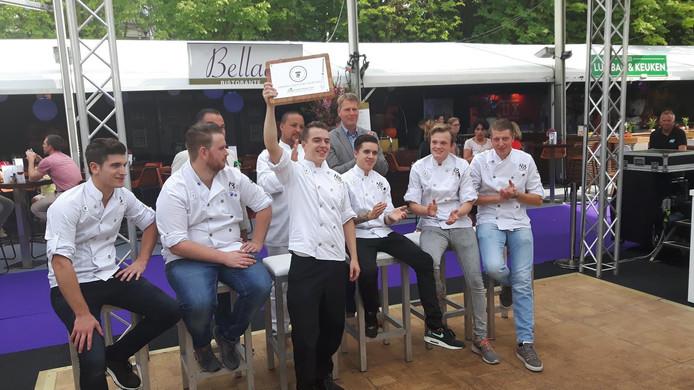 Jan van Hout wint de Brabantse voorronde.