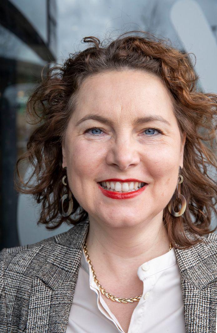 LHV-voorzitter Mirjam van 't Veld.