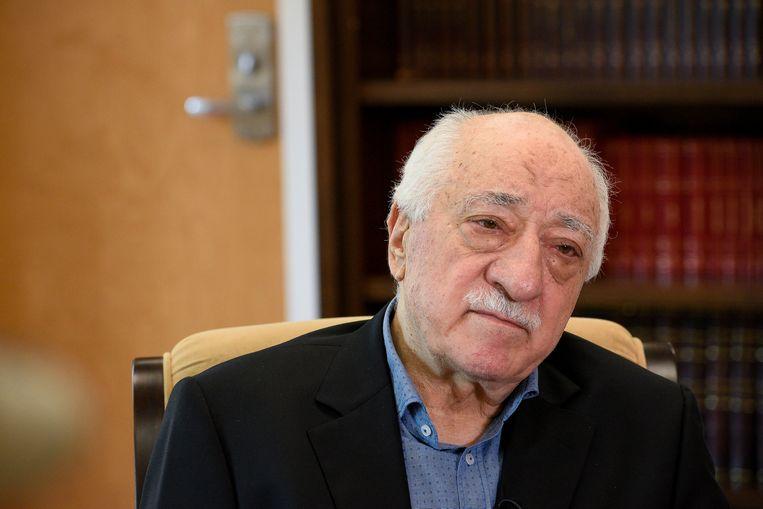 Fethullah Gülen in zijn huis in Pennsylvania. Beeld REUTERS