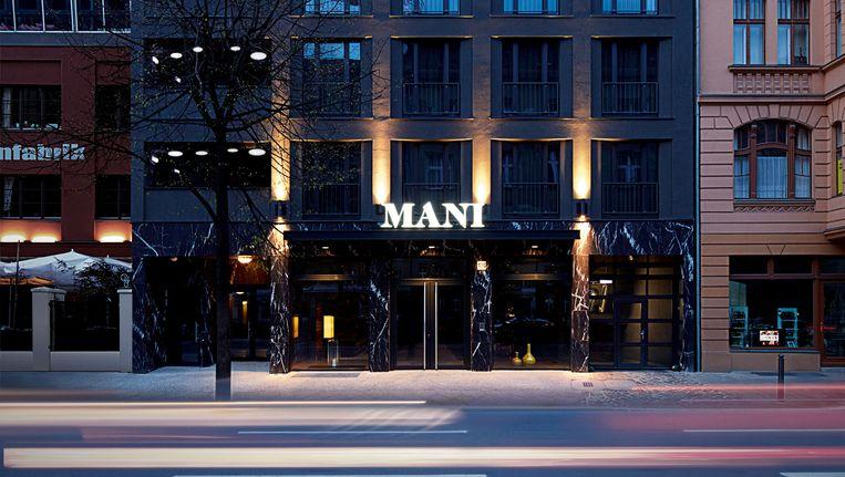 null Beeld Hotel Mani