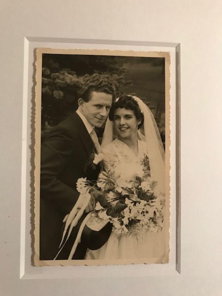 Ouders van Frénk van der Linden. Beeld privearchief