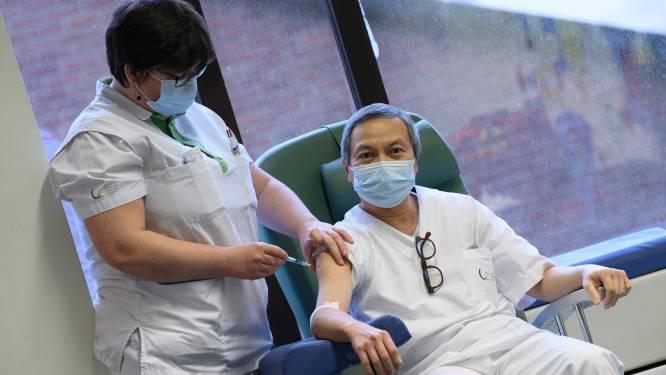 Al 8.272 vrijwilligers voor vaccinatiecentra