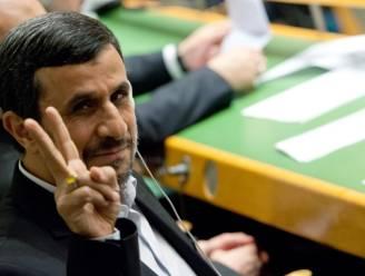 """Iraanse president beschuldigt Westen van """"intimidatie"""""""