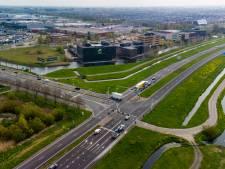 A12 dicht, N11 deels afgesloten: kom je Alphen nog in of uit dit weekend?