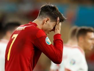 """Alvaro Morata werd bedreigd na missers op EK: """"Wou dat mensen zich mijn situatie konden inbeelden"""""""