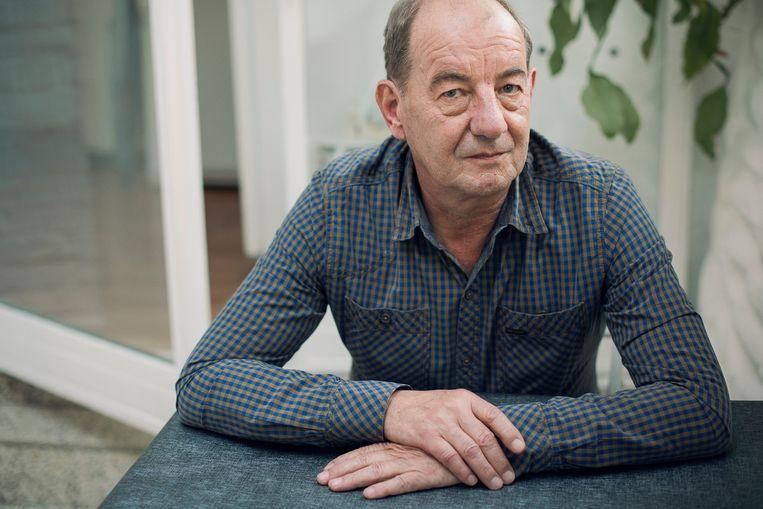 Professor Johan Ackaert. Beeld Tim Coppens