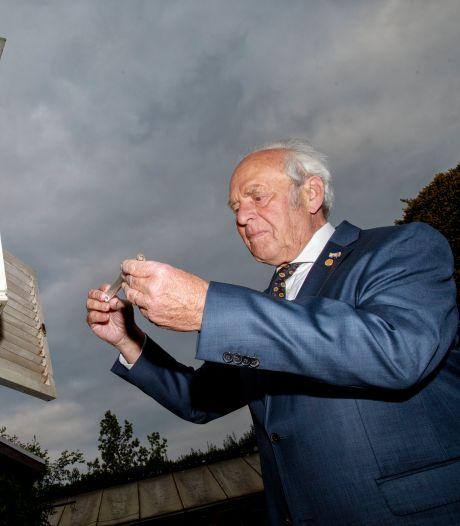 Mijn bijzondere ontmoeting met weerman Johan Verschuuren: 'Het was alsof ik met mijn pa aan tafel zat'
