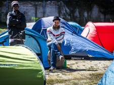 Asielzoekers vinden slaapplaats in krakersbolwerk