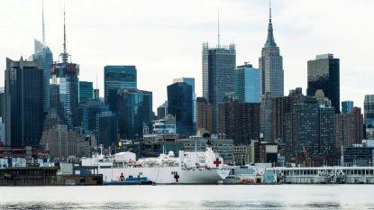 LIVE. Recordaantal nieuwe overlijdens in New York, opnieuw minder doden in Italië