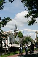 De Vechtbrug in Breukelen wordt vervangen.