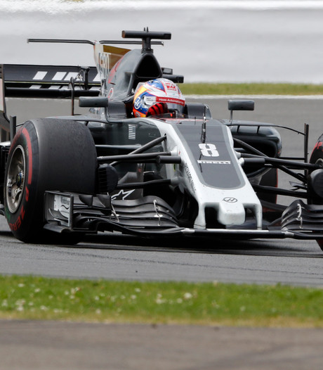 Haas volgend seizoen weer met Magnussen en Grosjean