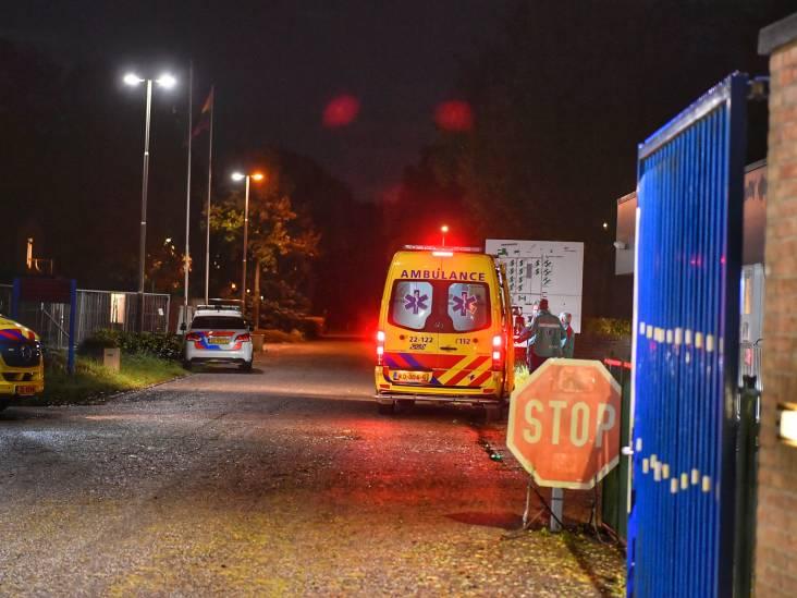 Steekpartij bij azc Budel; slachtoffer raakt lichtgewond