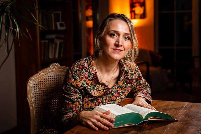 Vlaamse filosofe Alicja Gescinska (39)