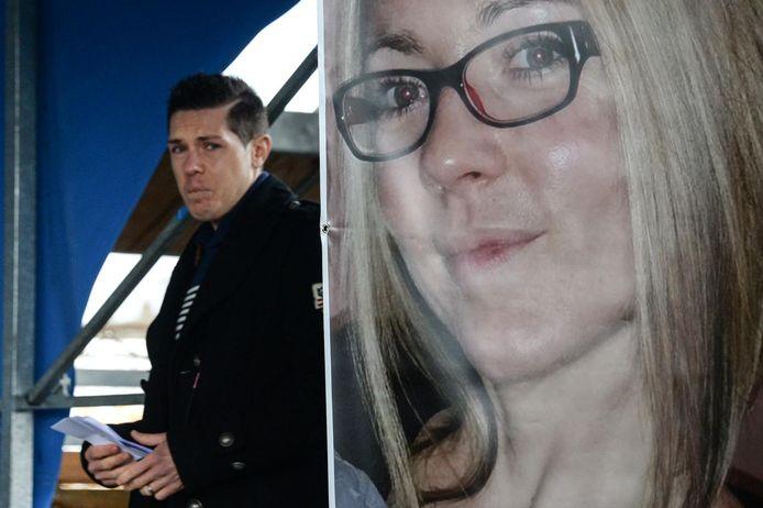 Jonathan Daval wordt verdacht van de moord op zijn echtgenote Alexia.