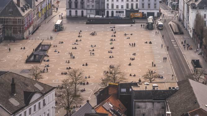 """Studentencirkels op Sint-Pietersplein zijn getekend op de groei: """"Neen, we moeten niet opnieuw schilderen, ze zijn groot genoeg voor 10 mensen"""""""