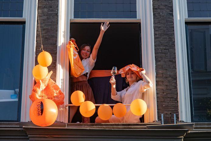 Oranjefans zijn er klaar voor.