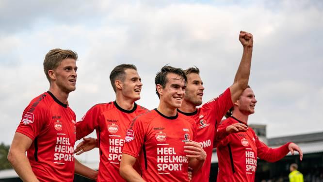 Helmond Sport maakt dankzij uitblinkende doelman einde aan lange reeks: 'Van dat smetje zijn we nu af'