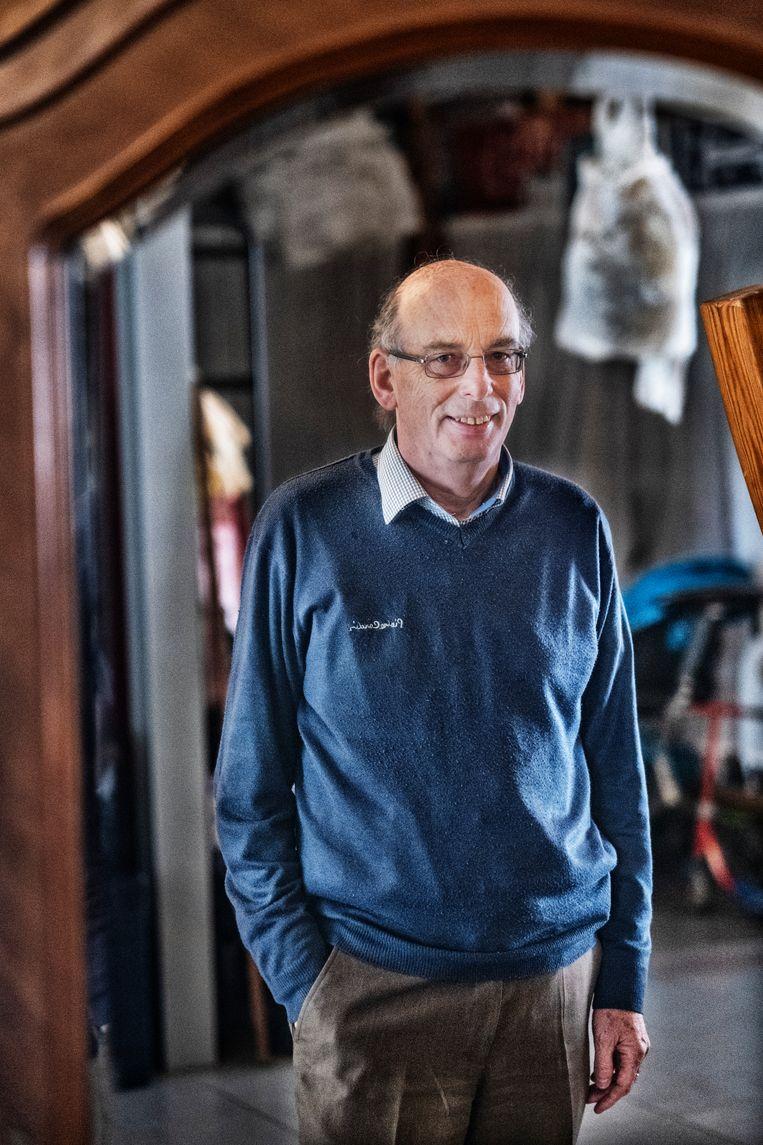 Ri De Ridder: 'Soms is er echt sprake van innovatie, soms doen deze medicijnen – producten met zogezegd een grote waarde voor een kleine groep patiënten – helemaal niet wat ze beloven.' Beeld Tim Dirven