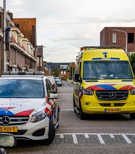 Bezorger in nek gestoken bij verkeersruzie Tilburg, verdachte in huis aangehouden