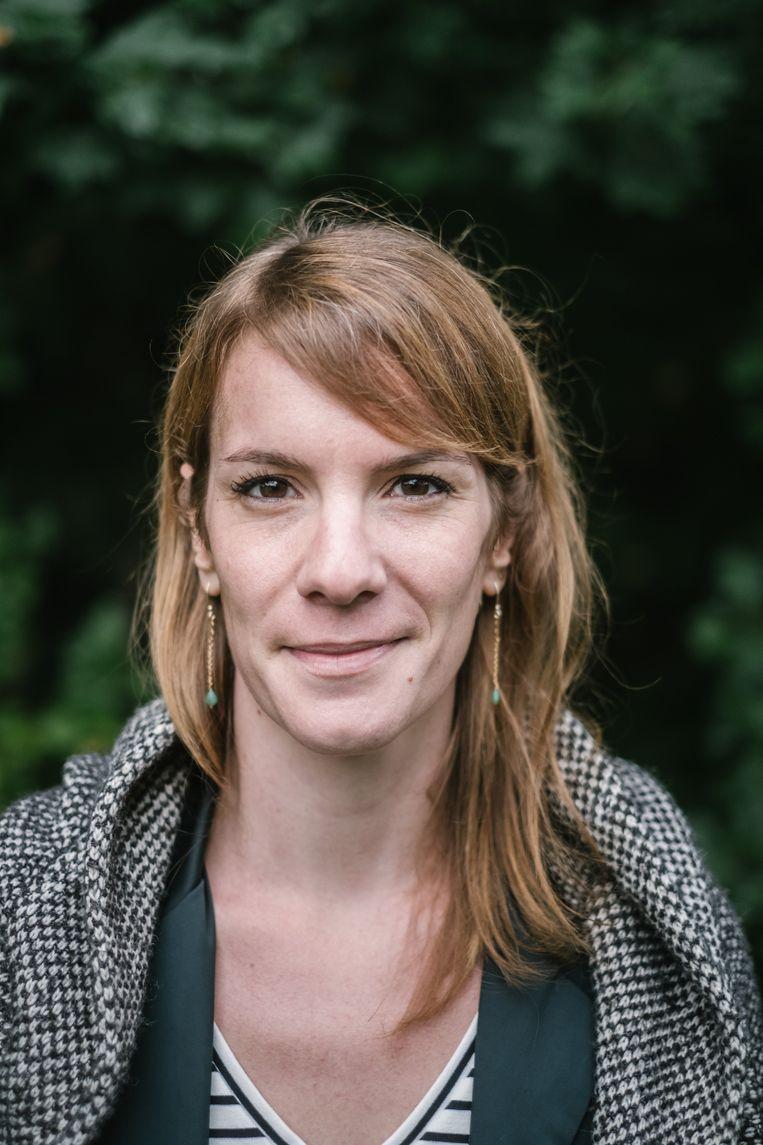 Eva Jaspaert Beeld Wouter Van Vooren