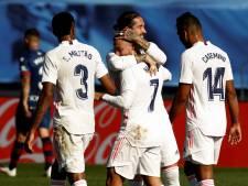 Le Real prend les commandes de la Liga, Hazard signe son grand retour avec un superbe but