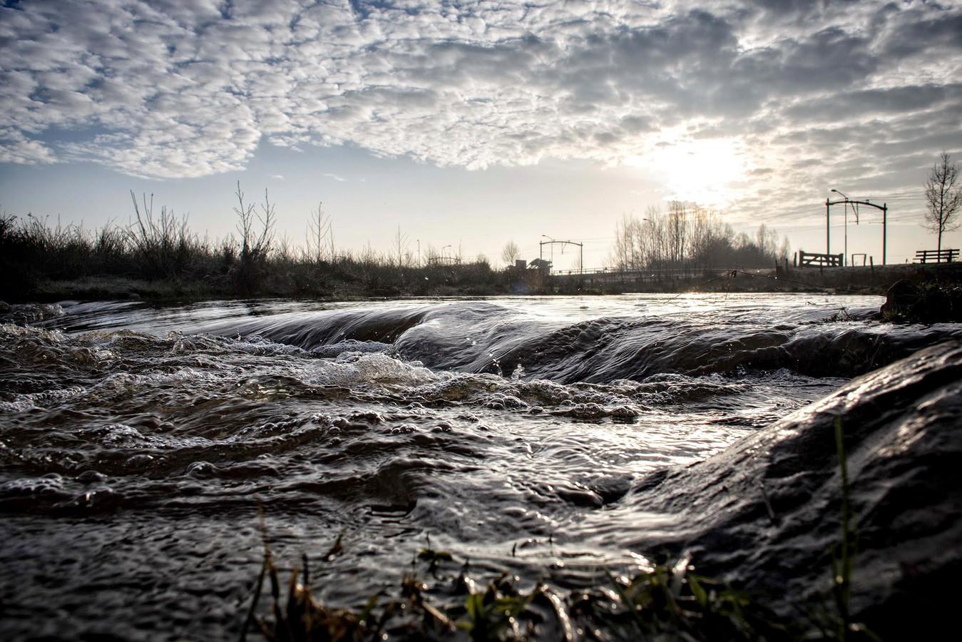 Langs het spoor tussen Boxtel en Oisterwijk legde waterschap De Dommel in 2015 vistrappen aan in buurtschap Tongeren.