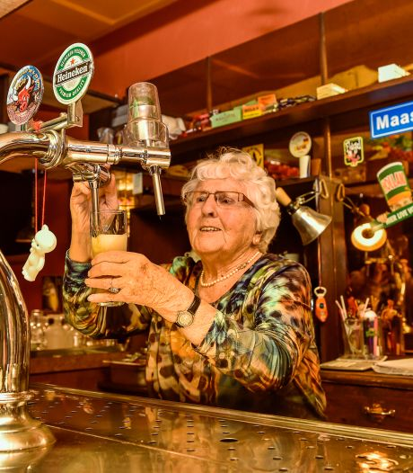 Kroegtijgerin To Hagens-Beijaarts is 100 geworden