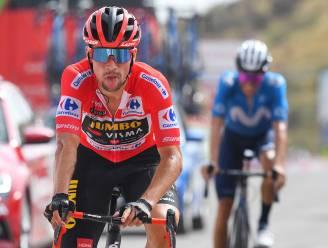Leider Primoz Roglic moet enkel een sterke Enric Mas bij zich dulden in zware bergrit Vuelta, Egan Bernal zakt door het ijs