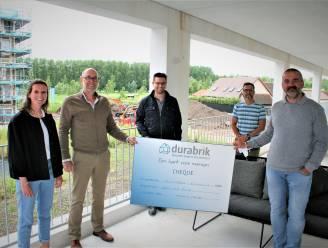 Durabrik schenkt 1.000 euro aan WZC Ter Moere