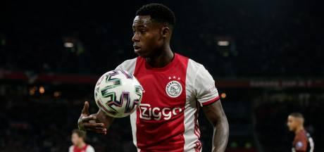 Promes terug op trainingsveld bij Ajax