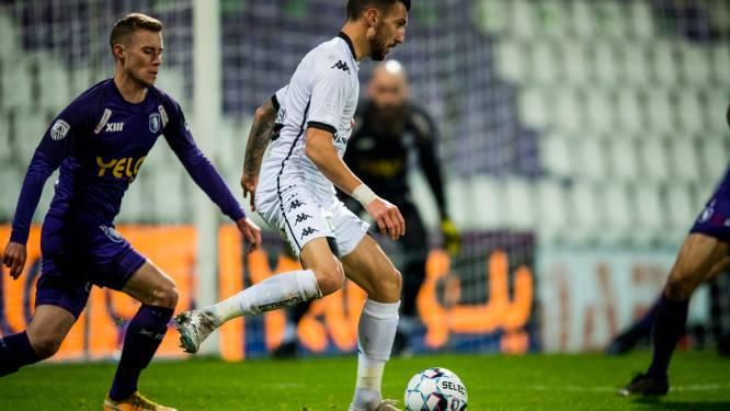 """Dimitar Velkovski (Cercle Brugge) put moed uit gelijkspel bij Beerschot: """"Misschien kiest geluk nu onze zijde"""""""