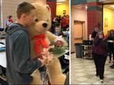Tiener verrast gepest meisje op Valentijnsdag