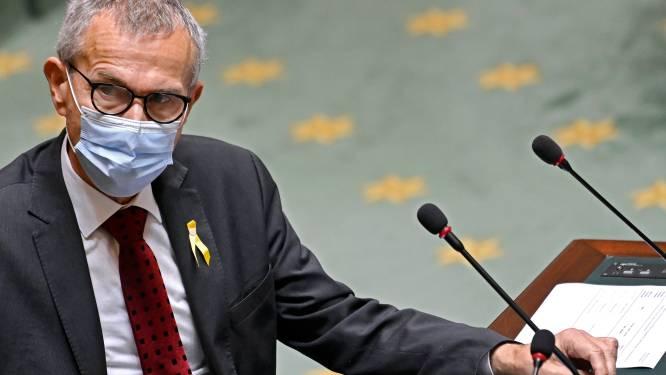 """Vandenbroucke: """"Ce qui m'inquiète, c'est la possibilité d'avoir deux épidémies en même temps"""""""