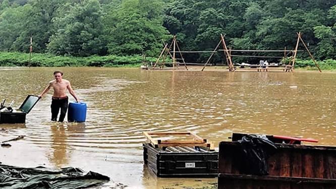 Scouts hebben hulp nodig, zeker 15.000 euro schade na ondergelopen kamp