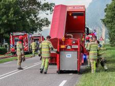 Brandweer worstelt met coronavirus na uitbraak bij post Ommen: 'Als iemand van ons het heeft, hebben we het allemaal'